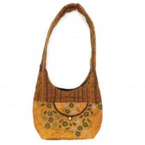 beaded lace bolsa bag