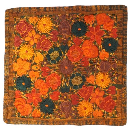 chiapas pillow sham front