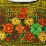 ebroidered hobo bag yellow detail