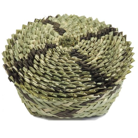 tarahumara nesting baskets large tilted