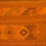 life death resurrection throw rug detail